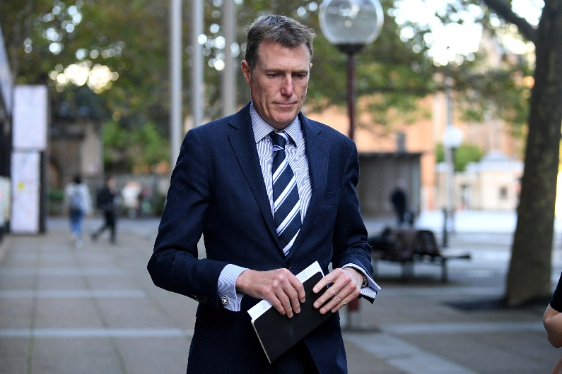 NSW detectives blocked from meeting Christian Porter's accuser in SA