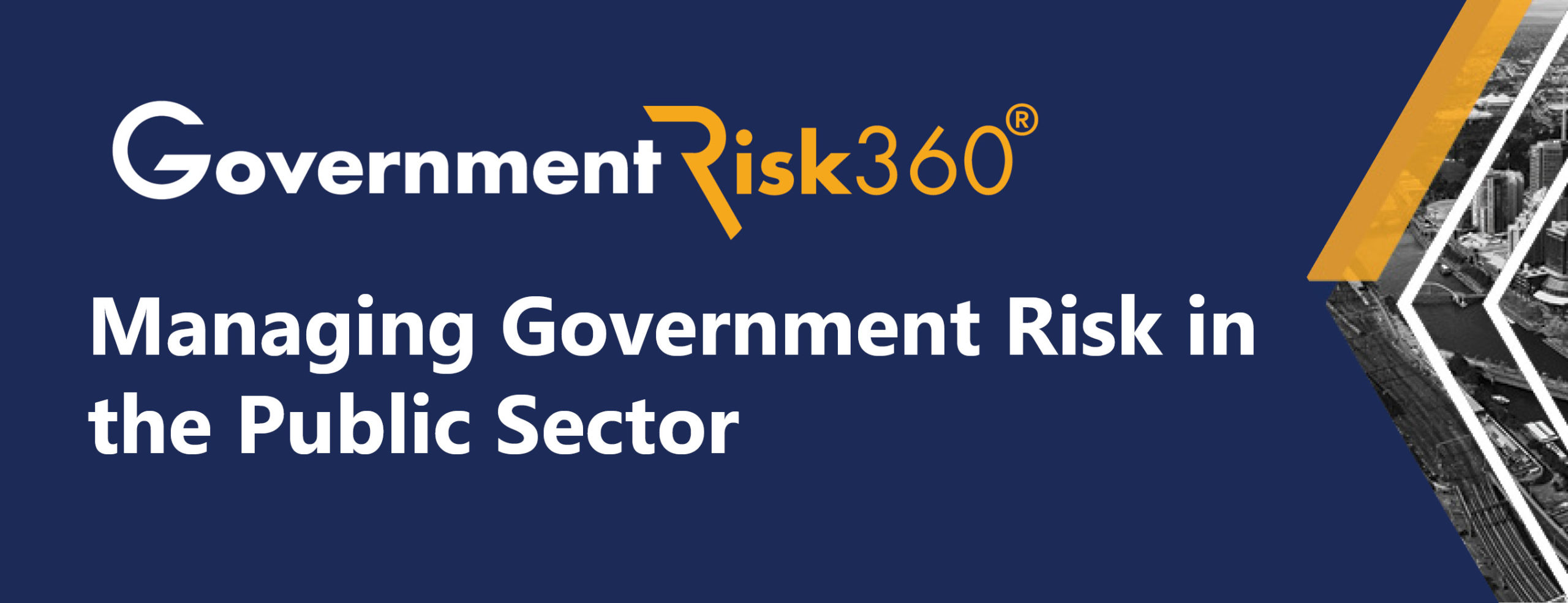 Managing Government Risk in the Public Sector image
