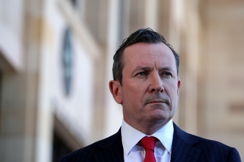 Pezzullo's 'drums of war' speech 'totally unnecessary', McGowan says