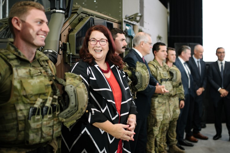 Commonwealth defence industry grants program broadened to boost training opportunities