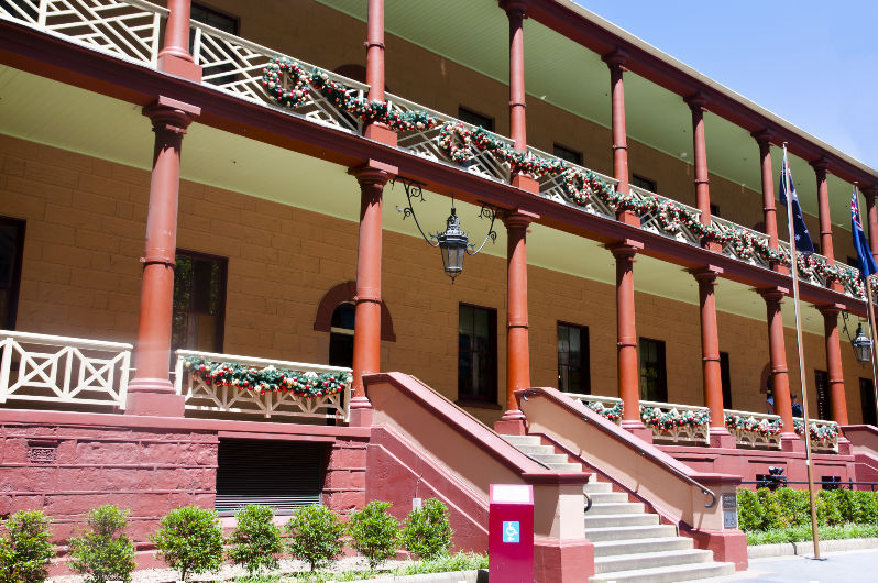 Doors of NSW parliament to open in October but others resist orders to stay home
