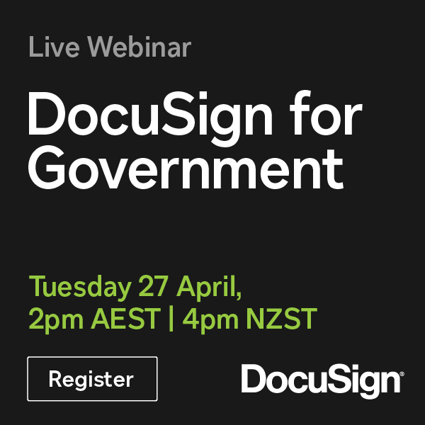 DocuSign for Government image