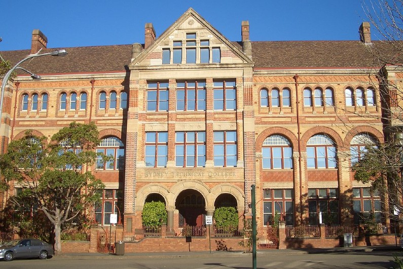 TAFE NSW's Ultimo Sydney Institute