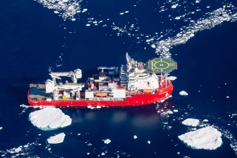 WA authorities urged to support crew of Antarctic resupply vessel