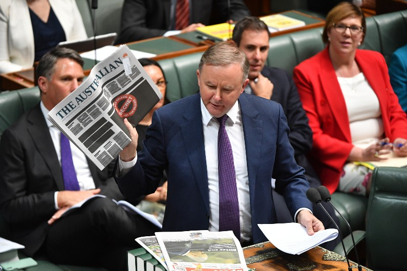 Labor's budget reply lauded for 'listening' to affordable housing and aged care sector interest groups