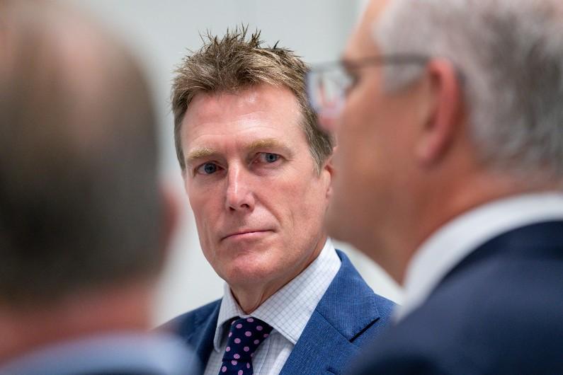 Judge halts Christian Porter ABC defamation case over alleged conflict of interest