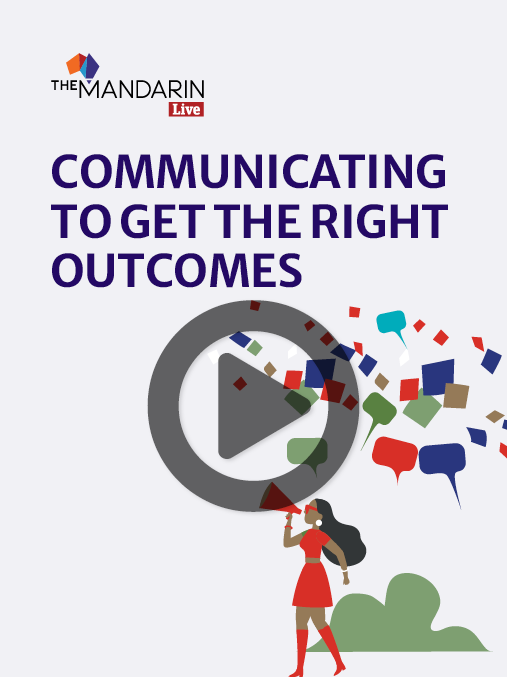 Recordings – Communicating to get the right outcomes 2021 image