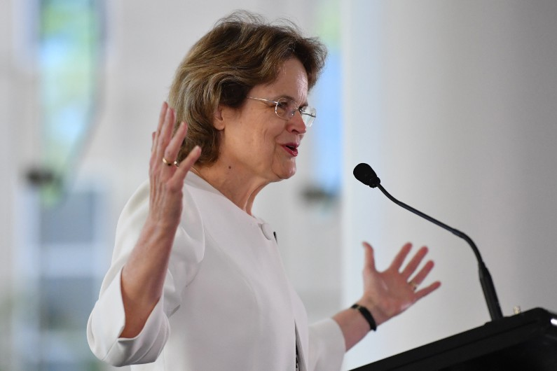 Frances Adamson named SA governor