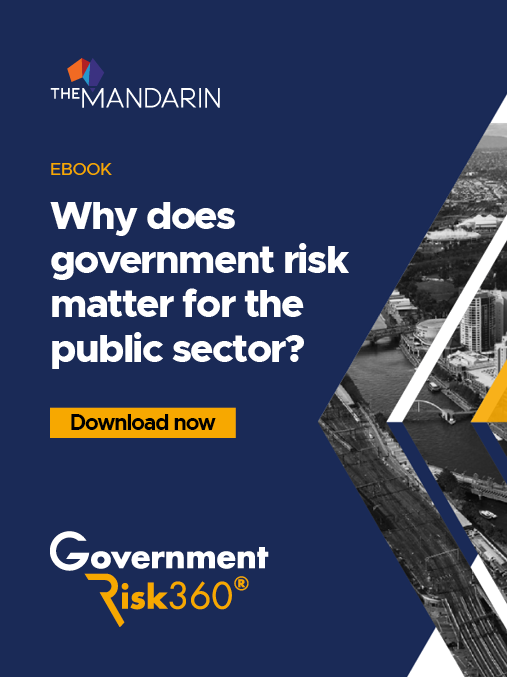 eBook: Why does Government Risk matter for the public sector? image