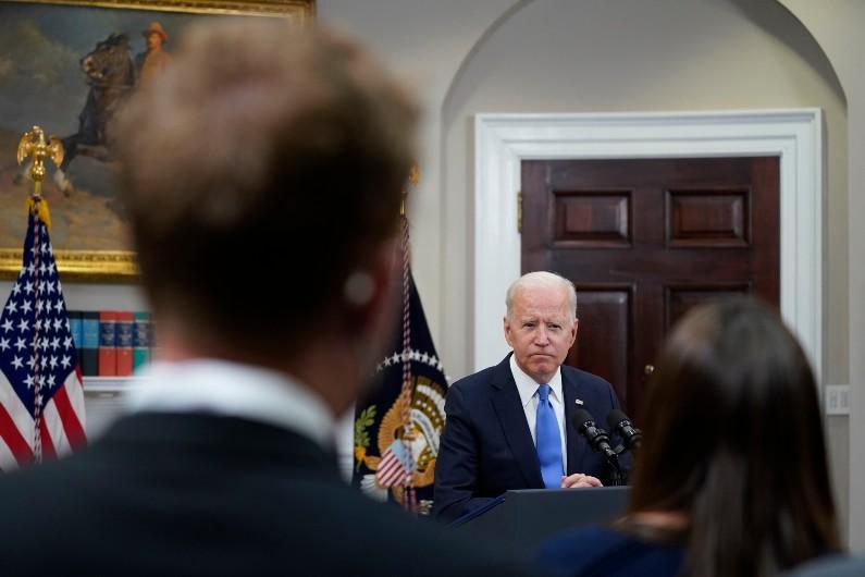 Jo Biden-Colonial Pipeline-ransomware