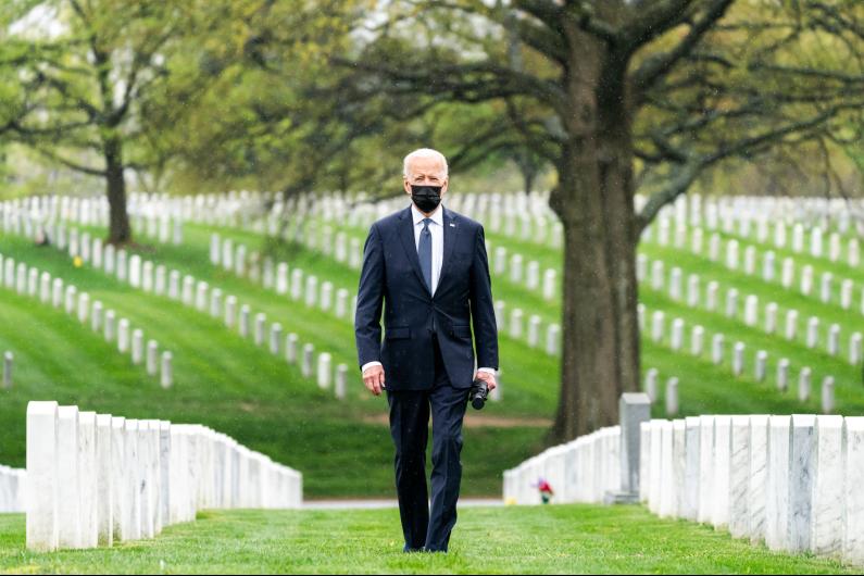 The military revolt against Joe Biden