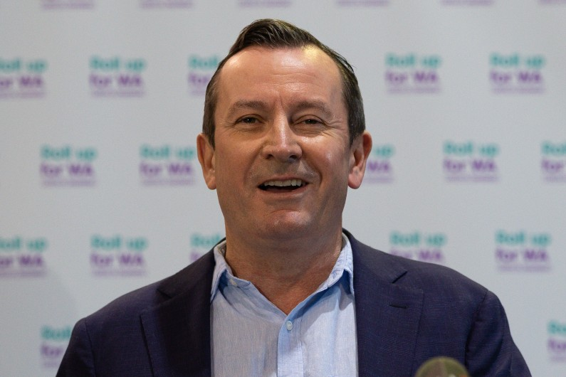 McGowan backs crisis fund as India hits more than 350,000 positive COVID-19 cases per day