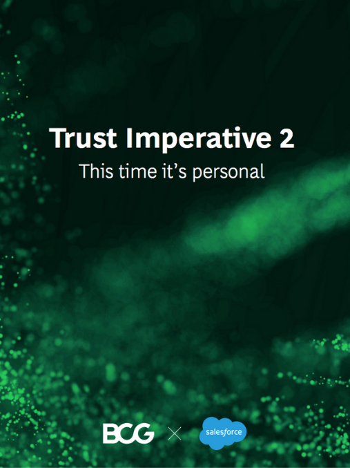eBook: Trust Imperative 2 – This time it's personal image