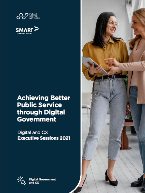 Whitepaper: Achieving better public service through digital government image