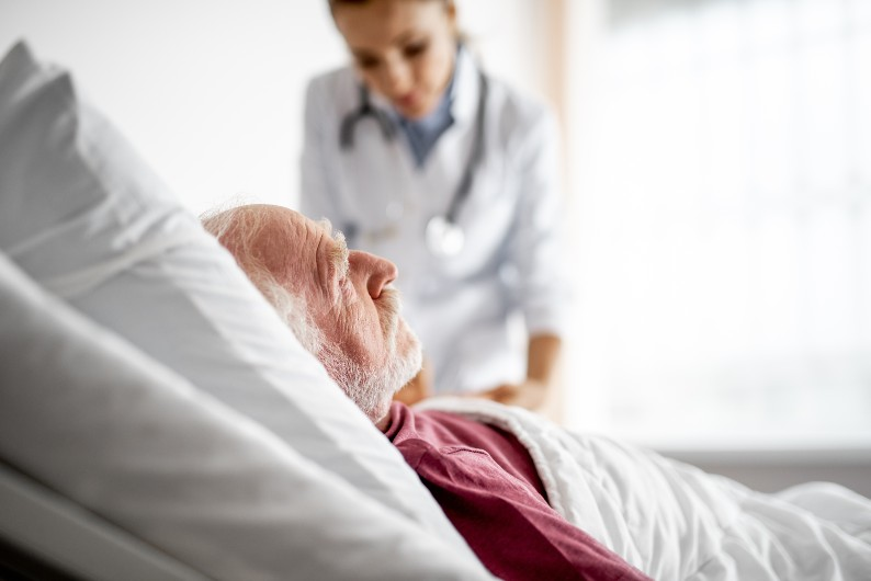 End-of-life advanced care planning ranks lower for men, national study finds