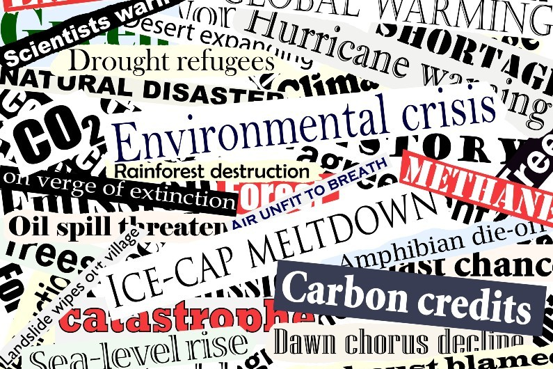 How to report on climate change is rapidly changing