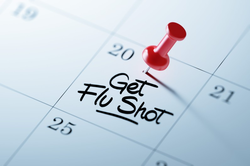 Remember the seasonal flu? It, too, is a matter of national security