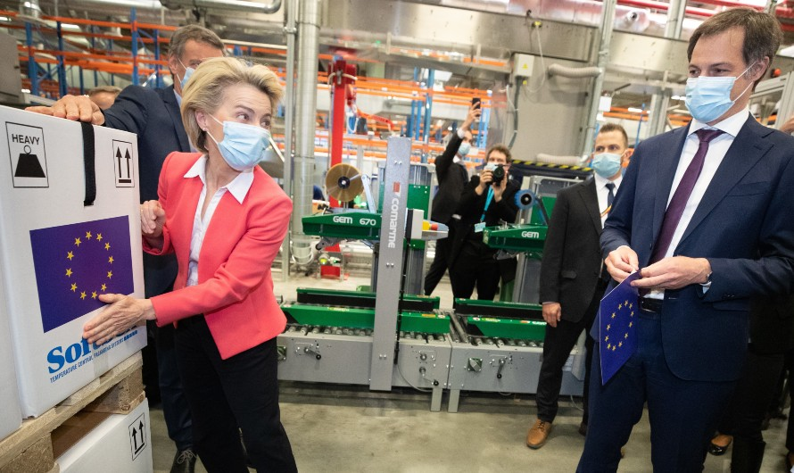 Industrial policy saved Europe's vaccine drive
