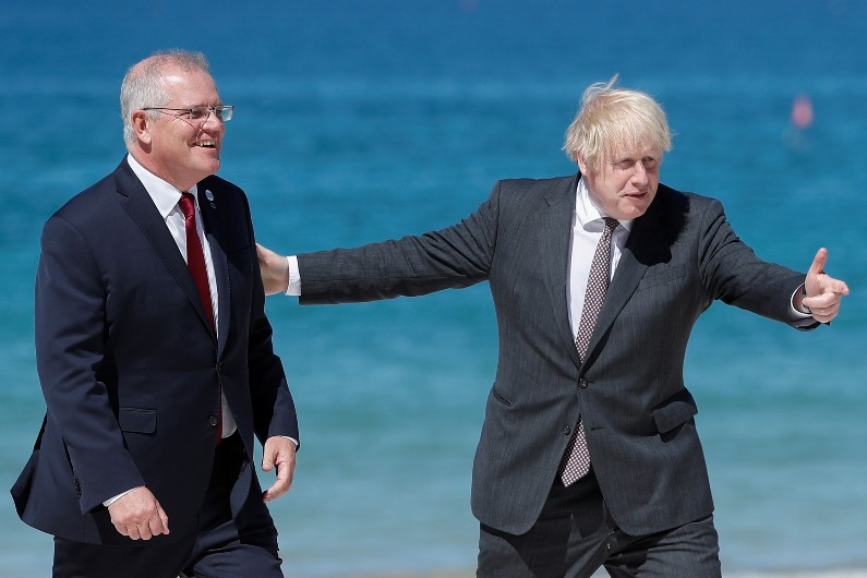Let's be friends! The Australia-UK free trade agreement