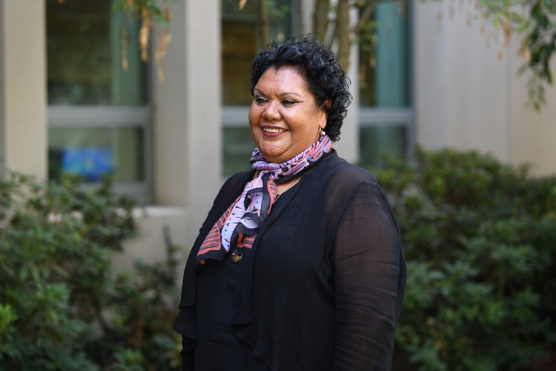 Commissioner says time to push reconciliation action plans to the next level