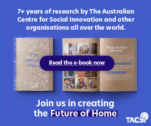 7+ years of research by The Australian Centre for Social Innovation and other organisations all over the world. Read the e-book now.