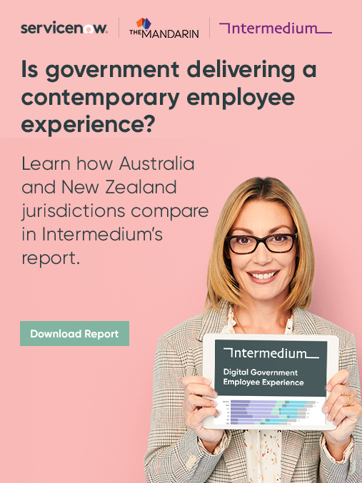 Report: Digital Government Employee Experience Readiness Indicator image