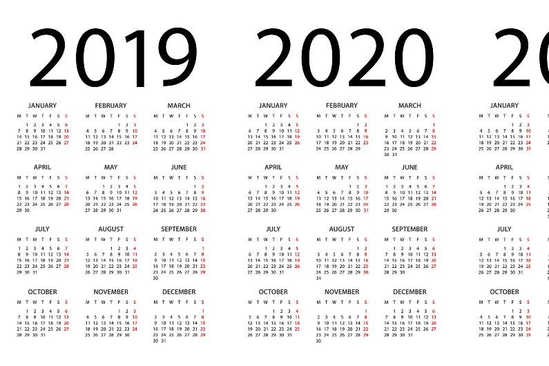 Modelling plots the start of pandemic to November, 2019