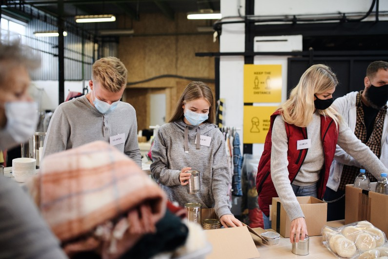 Charities in crisis: Why we must help the helpers