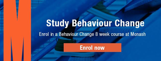 Applying Behavioural Science to Create Change image