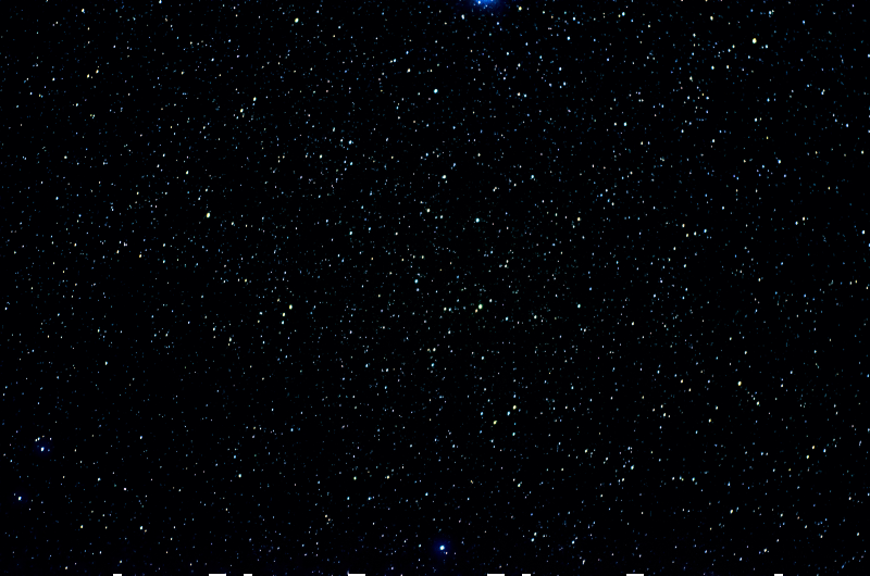 Dust from exploding stars is raining down on Earth
