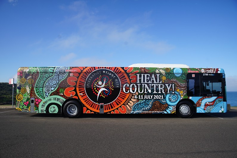 Transport for NSW unveils NAIDOC-themed transport, maritime safety resources
