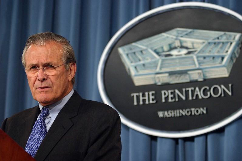 Donald Rumsfeld, Iraq War architect, dead at 88