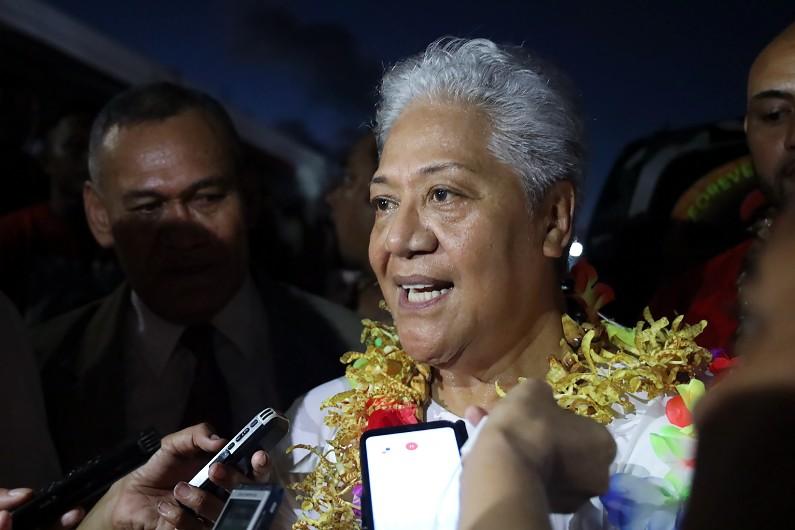 Morrison welcomes Samoa's FAST government