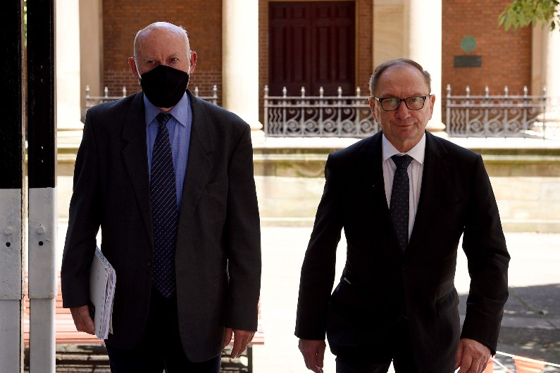Court throws the book at disgraced former ministers for $30 million corruption efforts