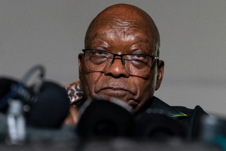Jacob Zuma: when did the former South African revolutionary lose hisway?