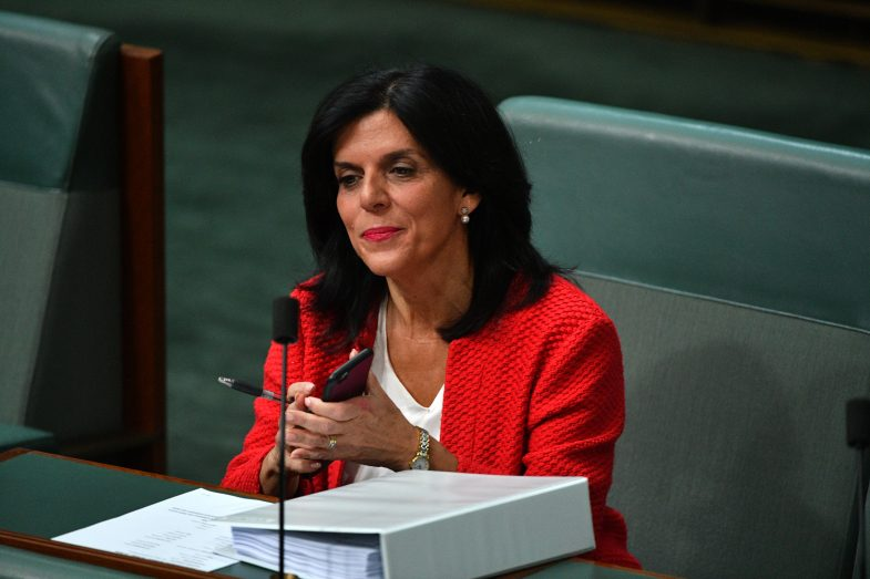 Julia Banks reveals what it takes for women to survive under Morrison's leadership