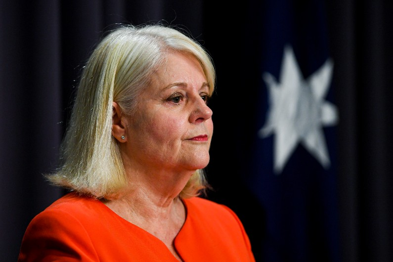 Minister talks tough on cyber security