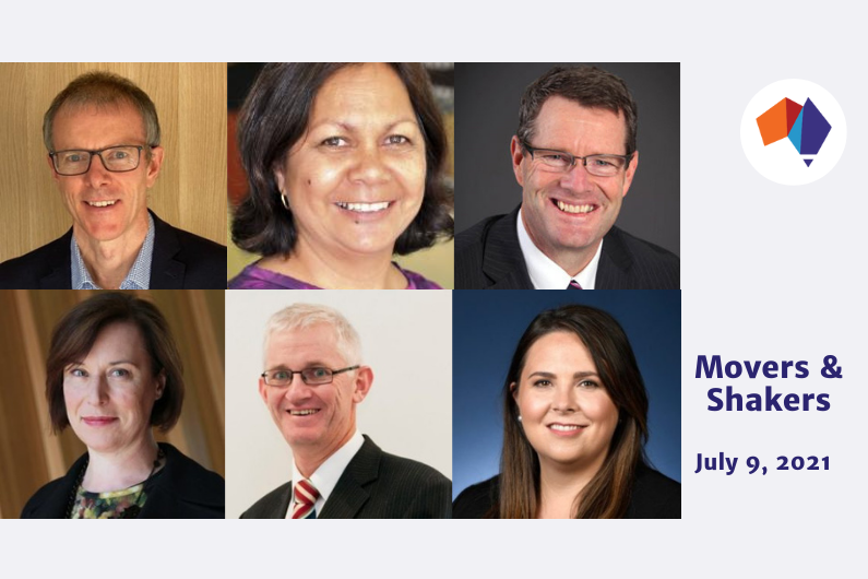 Movers & shakers: IBAC expands number of deputy commissioners