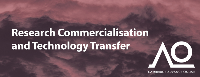 Research Commercialisation and Technology Transfer image