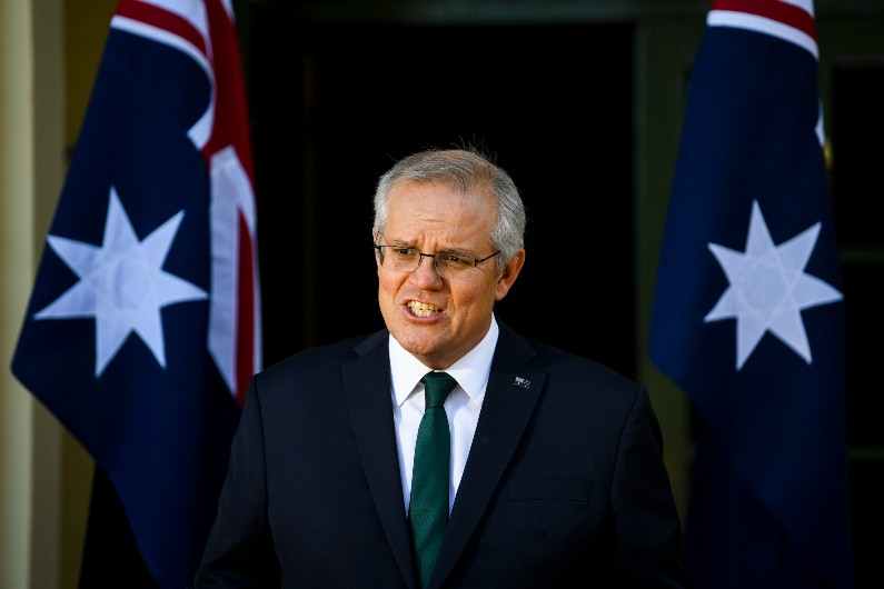 'We'll deal with it': PM tries to wrest control of Australia's COVID-19 narrative