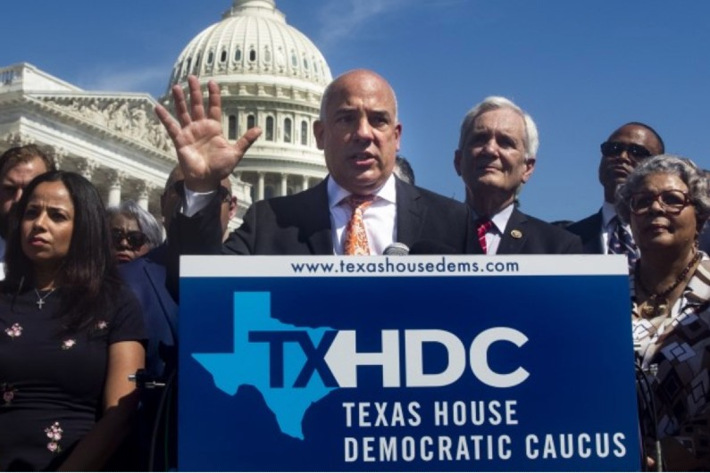 Texan Democrats have walked out on the democratic process. Are they justified?