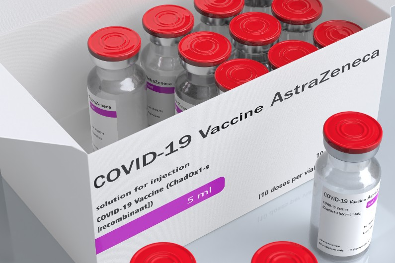 Under-60s living in COVID hotspots urged to consider AstraZeneca shot