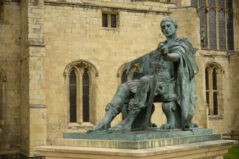 Why was Roman politics so stabby?