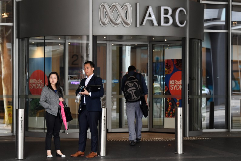 ABC warns staff against 'poorly judged' social media activity