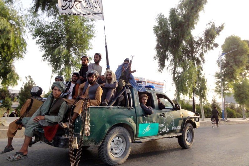Many Afghans fear for their lives as Taliban fighters take Kabul