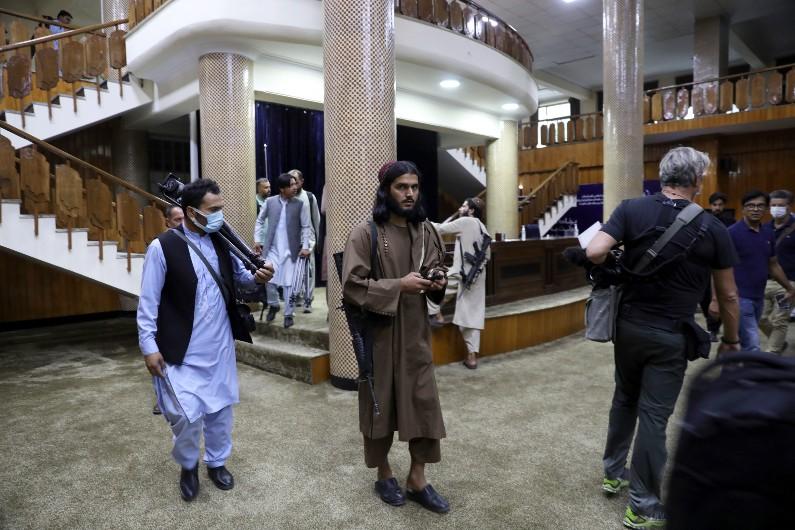 Afghanistan's war isn't over, expert says