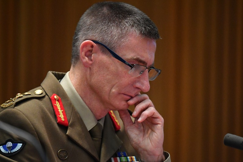 Defence leaders take responsibility for failings uncovered by Afghanistan Inquiry