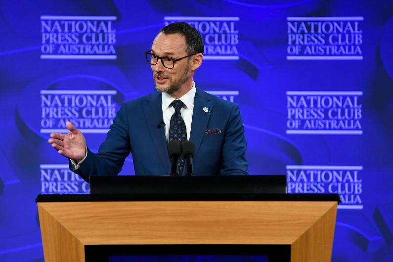 David Fricker urges public servants not to fear FOI