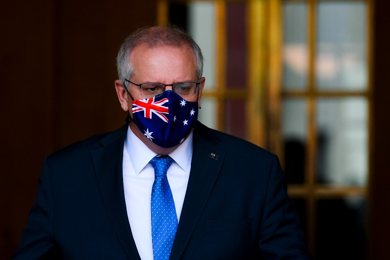It's revenge time, as Morrison strikes back over AAT's national cabinet decision