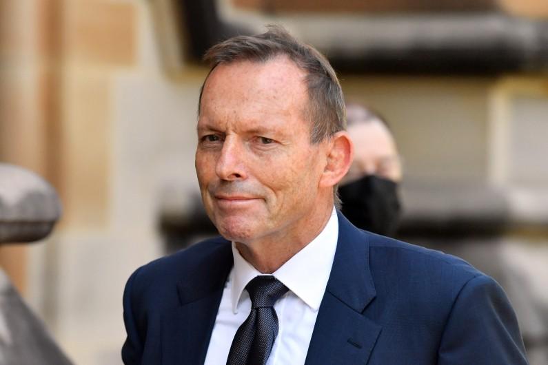 Australia sends Tony Abbott on trade trip to India
